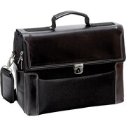 "Bugatti 15"" Colin Executive Briefcase, Black"