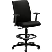 HON Ignition Low-Back Task/Computer Chair for Office and Computer Desks/Drafting Stool, Arms
