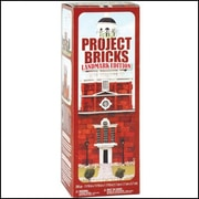 Floracraft® 'Landmark Edition' Project Bricks, 285 Pieces