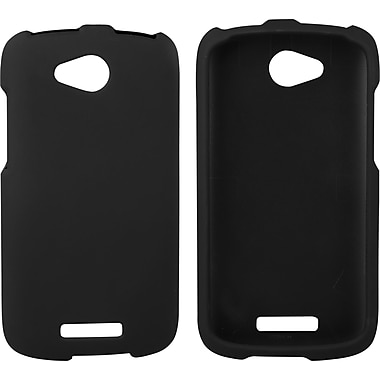 Staples, TPU Shell for HTC One VX, Black