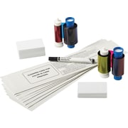 IDville Small Business Edition ID Badge Printer Supply Bundle