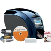 1 Sided IDville Business+ Edition ID Badge Printer kit by