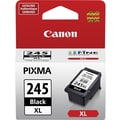 Canon PG-245XL Black Ink Cartridge (8278B001), High Yield