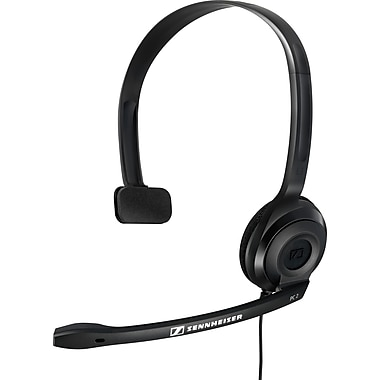 Sennheiser PC 2 Chat Over The Head, Monaural VoIP Headset