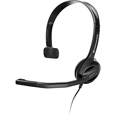 Sennheiser PC 21 II Over The Head, Monaural VoIP Headset