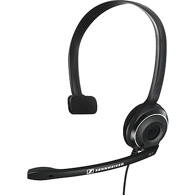 Sennheiser PC 7 USB Over The Head, Monaural VoIP Headset With USB Connector