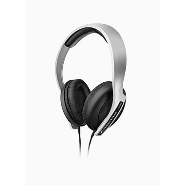 Sennheiser HD 202-II Closed, Supraaural Hi-Fi Stereo Headphones With Removable Ear Cups