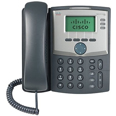 Cisco® 8-Line IP Phone with POE and PC Port