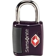 Samsonite Travel Sentry Key Lock, Purple, 2/Pack