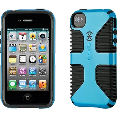 Speck CandyShell Grip Case for iPhone 4S/4, Peacock