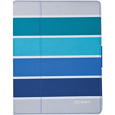 Speck FitFolio case for iPad 3, Arctic Blue