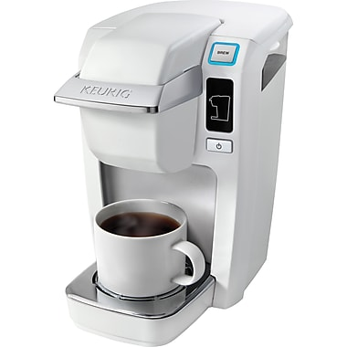 Keurig® Mini Plus K10 Mini Plus Coffee Brewer, White