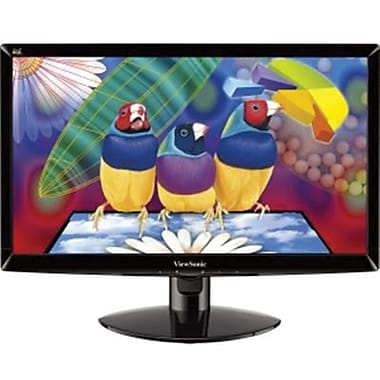 "ViewSonic VA2037a-LED  20"" Widescreen Monitor with LED backlight"