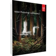 Adobe Photoshop Lightroom 5 for Windows/Mac (1-2 Users) [Boxed]