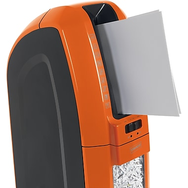 Staples Space-Saver 10-Sheet Cross-Cut Shredder