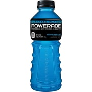 Powerard® Sports Drink, 20 oz., Mountain Berry Blast, 24 Bottles/Pack