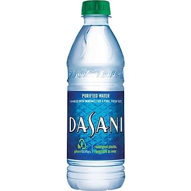 Dasani Water, 500mL Bottles, 24/pack
