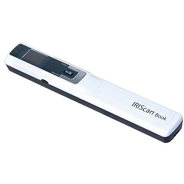 IRIScan™ Book 3 Portable Scanner