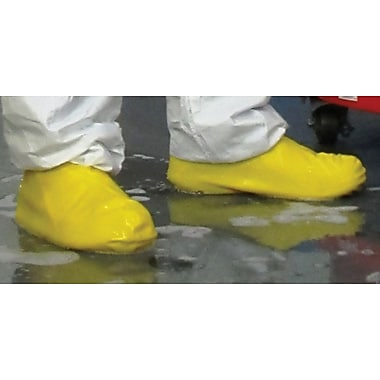 Keystone Disposable Nuke Boots, Yellow, XL, 200/Case
