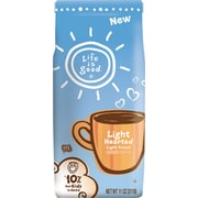 Folgers® Life is Good® Light Hearted Ground Coffee, 11 oz.