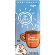 Folgers® Life is Good® Happy Medium Ground Coffee, 11 oz.