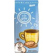 Folgers® Life is Good® Banana Bread Bliss Ground Coffee, 11 oz.