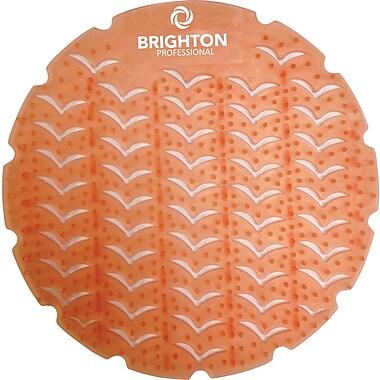 Brighton Professional™ Sanor Breeze Eva Urinal Screen, Mandarin Mist Scent, 10/Box