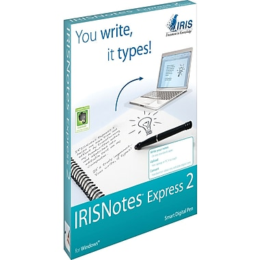 IRISNotes Express 2 Digital Scanner Pen
