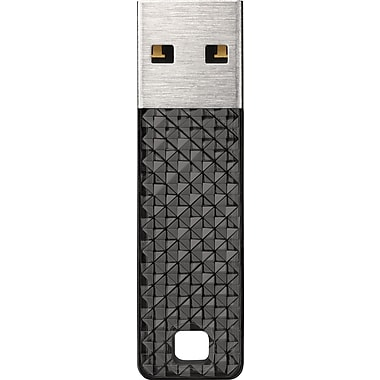 SanDisk Cruzer Facet 16GB USB 2.0 Flash Drive, Black