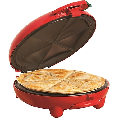 BELLA Quesadilla Maker, Red