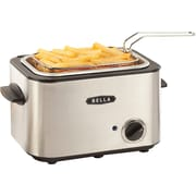 BELLA® 1.2L Deep Fryer, Stainless Steel