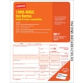 Staples® 2013 Tax Forms, 1099 Misc Inkjet Laser Form, 50/PK