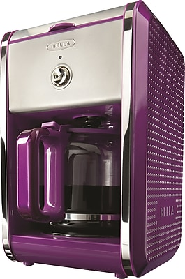 Bella Electric Coffee Maker : Bella DOTS Switch 12-Cup Coffee Maker Price Tracking