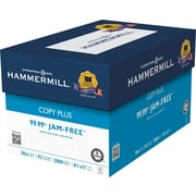 "HammerMill® Copy Plus Copy Paper, 8 1/2"" x 11"", Case"