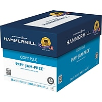 10-Ream Hammermill Copy Plus 8 1/2