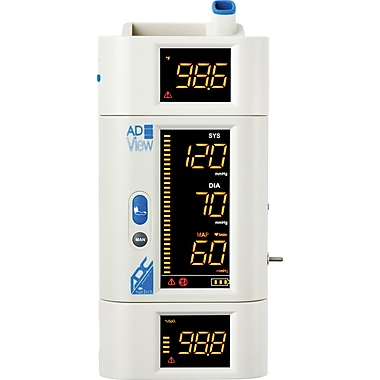 ADview Vital Signs BP Monitor with BP, SpO2 and Temperature