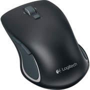 Logitech M560 Wireless Optical Mouse Optimized for Windows 8, Black (910-003880)