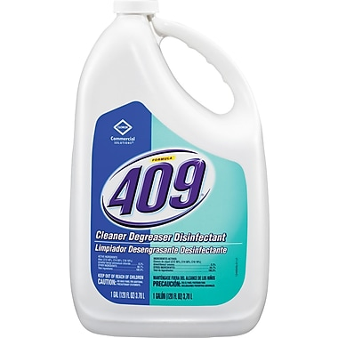 Formula 409 Cleaner Degreaser Disinfectant, 128 oz. Refill