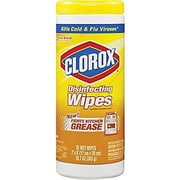 Clorox® Disinfecting Wipes, Citrus Blend™, 35 Count Canister