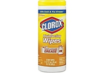 Clorox® Disinfecting Wipes, Citrus Blend™, 35 Wipes/Tub