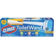 Clorox® ToiletWand® Disposable Toilet Cleaning System