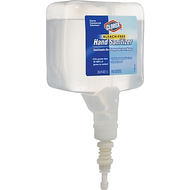 Clorox® Hand Sanitizer Touchless Dispenser Refill, 1 Liter