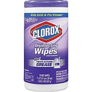 Clorox® Disinfecting Wipes, Fresh Lavender, 75 Count Canister