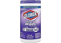 Clorox® Disinfecting Wipes, Fresh Lavender, 75 Wipes/Tub