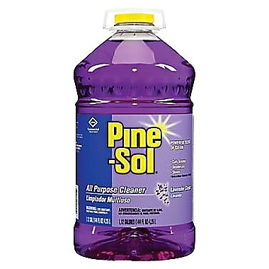 Clorox Pine-Sol® Scented All Purpose Cleaners, Lavender Clean, 144 oz