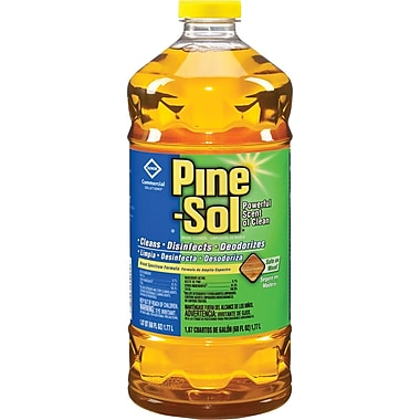 Pine-Sol® Multi-Surface Cleaner, 60 oz. Bottle, 6 Bottles/Case