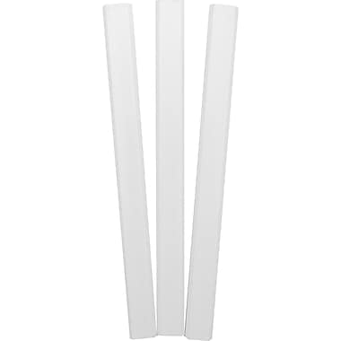 DesignWay White Carpenter Pencils, Dozen