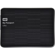 WD My Passport Ultra 2TB Portable Hard Drive, Black