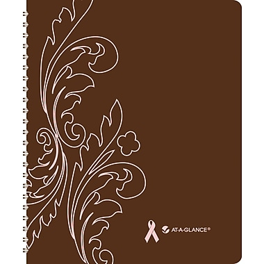 2014 Day Runner® Sorbet Monthly Planner, 7in. x 9in.