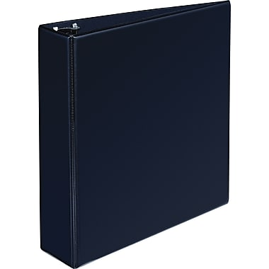 Avery 2-Inch EZD 3-Ring Non-View Binder, Black (7501)